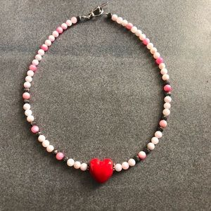 Other - Handmade little girls necklace